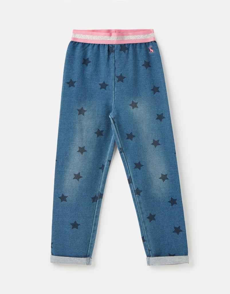 Joules Joules Minnie Stars Print Pants