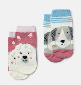 Joules Joules Dog Character Socks