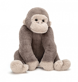 JellyCat Jelly Cat Gregory Gorilla Small
