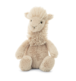 JellyCat Jelly Cat Bashful Llama Small