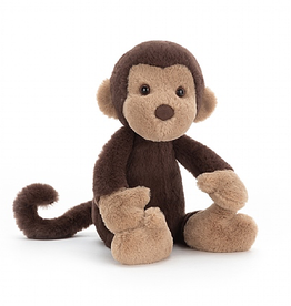 JellyCat Jelly Cat Wumper Monkey