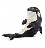 JellyCat Jelly Cat Vincent Orca Whale