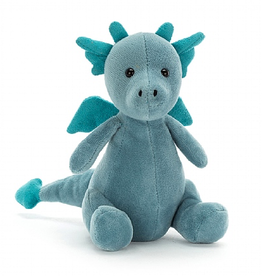 JellyCat Jelly Cat Little Puff Sapphire