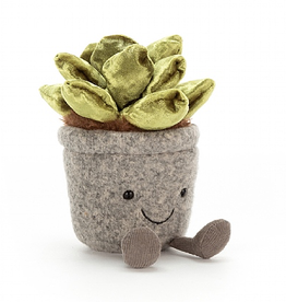 JellyCat Jelly Cat Silly Succulent Jade