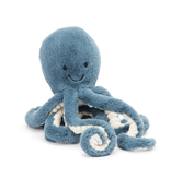 JellyCat Jelly Cat Storm Octopus Little