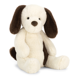 JellyCat Jelly Cat Puffles Puppy Really Big