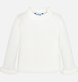 Mayoral Mayoral Ribbed Mockneck Sweater