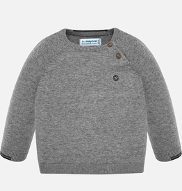 Mayoral Mayoral Basic Cotton Pullover Sweater