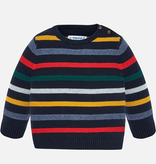 Mayoral Mayoral Stripes Sweater