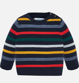 Mayoral Mayoral Stripes Sweater