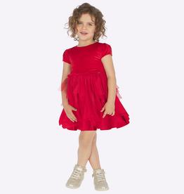 Mayoral Mayoral Tulle Skirt Dress