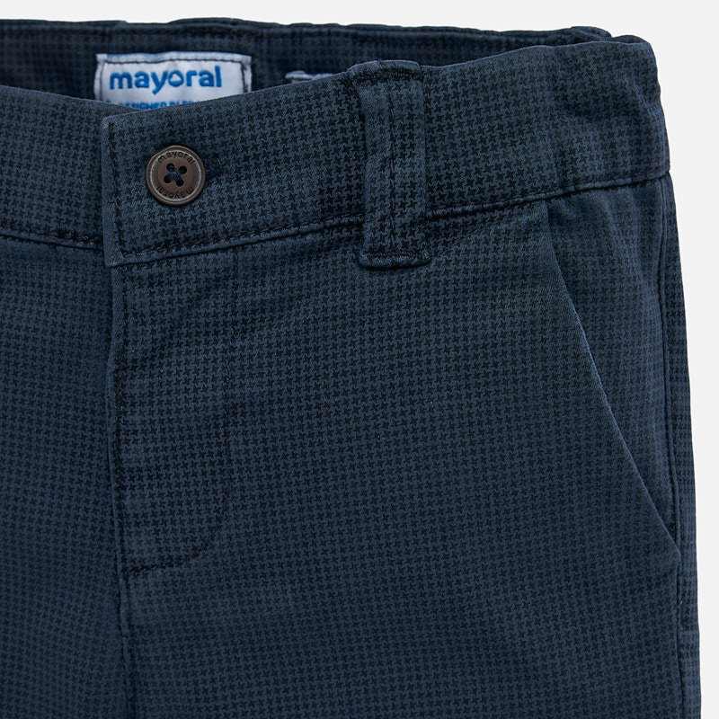 Mayoral Mayoral Printed Chino Pants