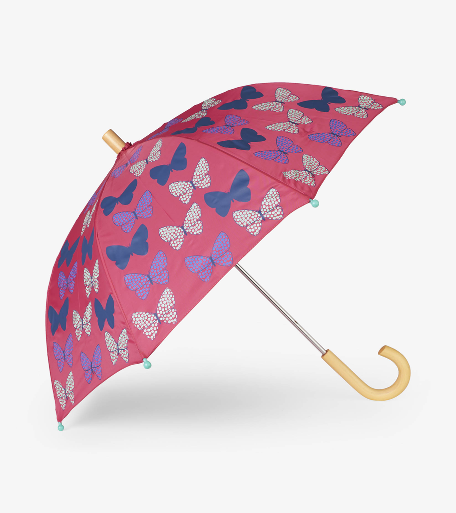 Hatley Hatley Spotted Butterflies Umbrella