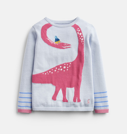 Joules Joules Bronty Dino Sweater