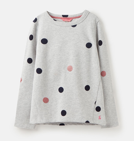 Joules Joules Mart Glitter Spot Sweater