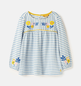 Joules Joules Phoebe Luxe Striped Top