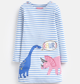 Joules Joules Kaye Double Dino Applique Dress