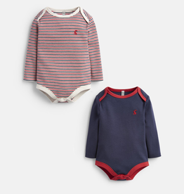 Joules Joules Snazzy Bodysuit 2 Pack