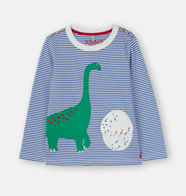 Joules Joules Chomp Dino Egg Applique T-Shirt