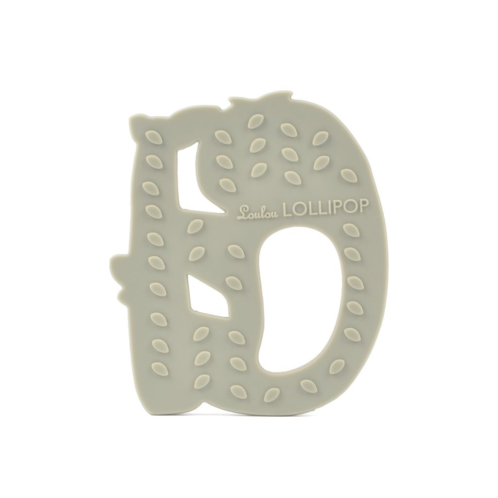 Loulou Lollipop Loulou Lollipop Sloth Silicone Teether