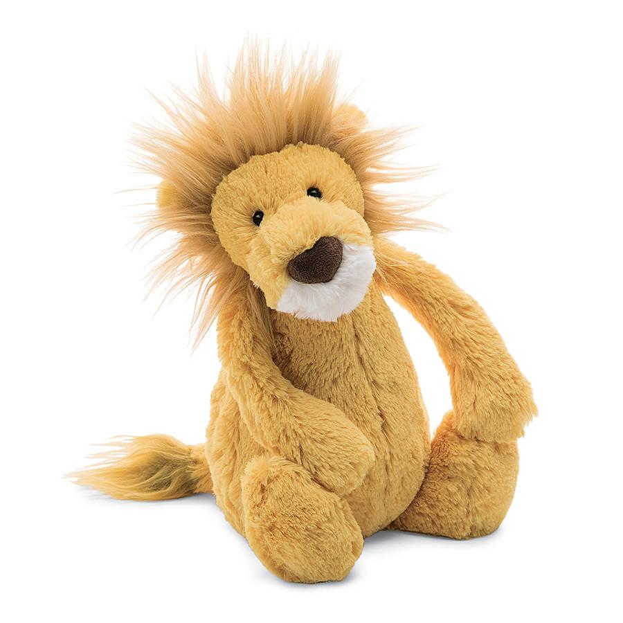 JellyCat Jelly Cat Bashful Lion Small