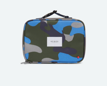 State State Rodgers Lunch Box- Camo