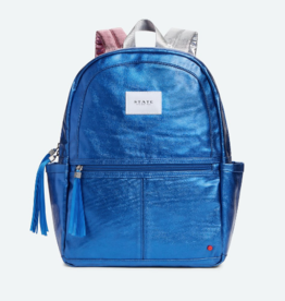 State State Kane Backpack- Metallic Blue
