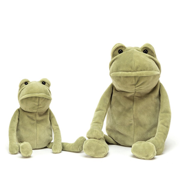 JellyCat Jelly Cat New Fergus Frog Little