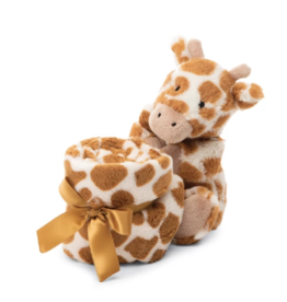 JellyCat Jelly Cat Bashful Giraffe Soother