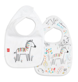 Magnificent Baby Magnificent Baby Pop Jungle Organic Cotton Bib