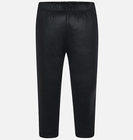 Mayoral Mayoral Faux Leather Legging