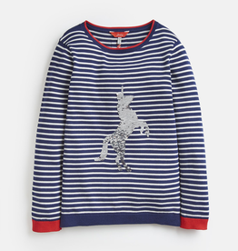 Joules Joules Miranda Sequin Horse Sweater