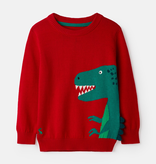 Joules Joules Zany Dino Spike Sweater