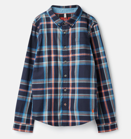Joules Joules Lachlan Button Down Check Shirt