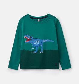 Joules Joules Chomp Dino Applique T-Shirt