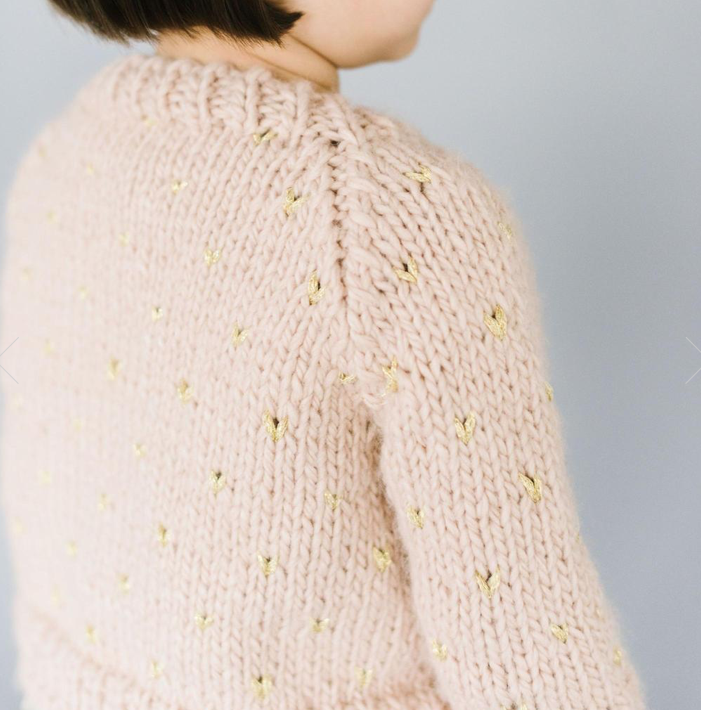 The Blueberry Hill Fair Isle Sweater