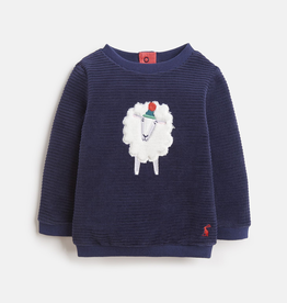 Joules Joules Billy Fluffy Sheep Sweater