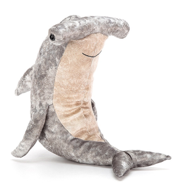JellyCat Jelly Cat Valentino Hammerhead Shark