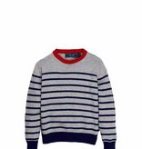 tooby doo Tooby Doo Cashmere Crewneck Sweater