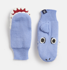 Joules Joules Chummy Shark Mittens