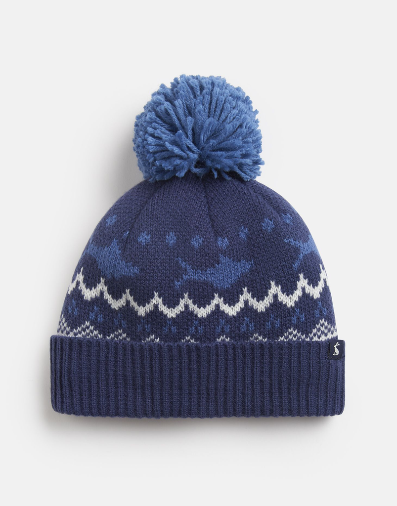 Joules Joules Toasty Shark Hat