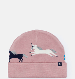Joules Joules Neddy Unicorns Hat