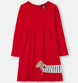 Joules Joules Millicent Sausage Dog Dress