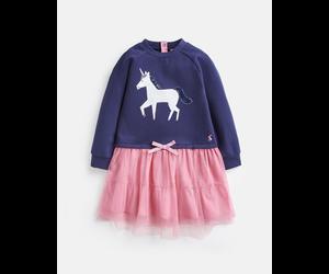 joules millicent horse jumper dress