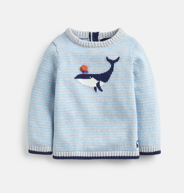Joules Joules Glee Whale Sweater