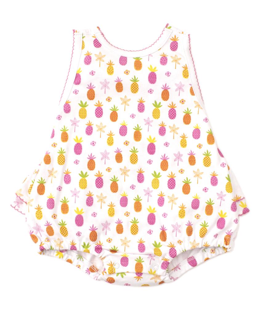 kissy kissy Kissy Kissy Prismatic Pineapples Bubble