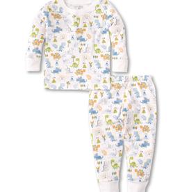 kissy kissy Kissy Kissy Dino Dash Pajama Set