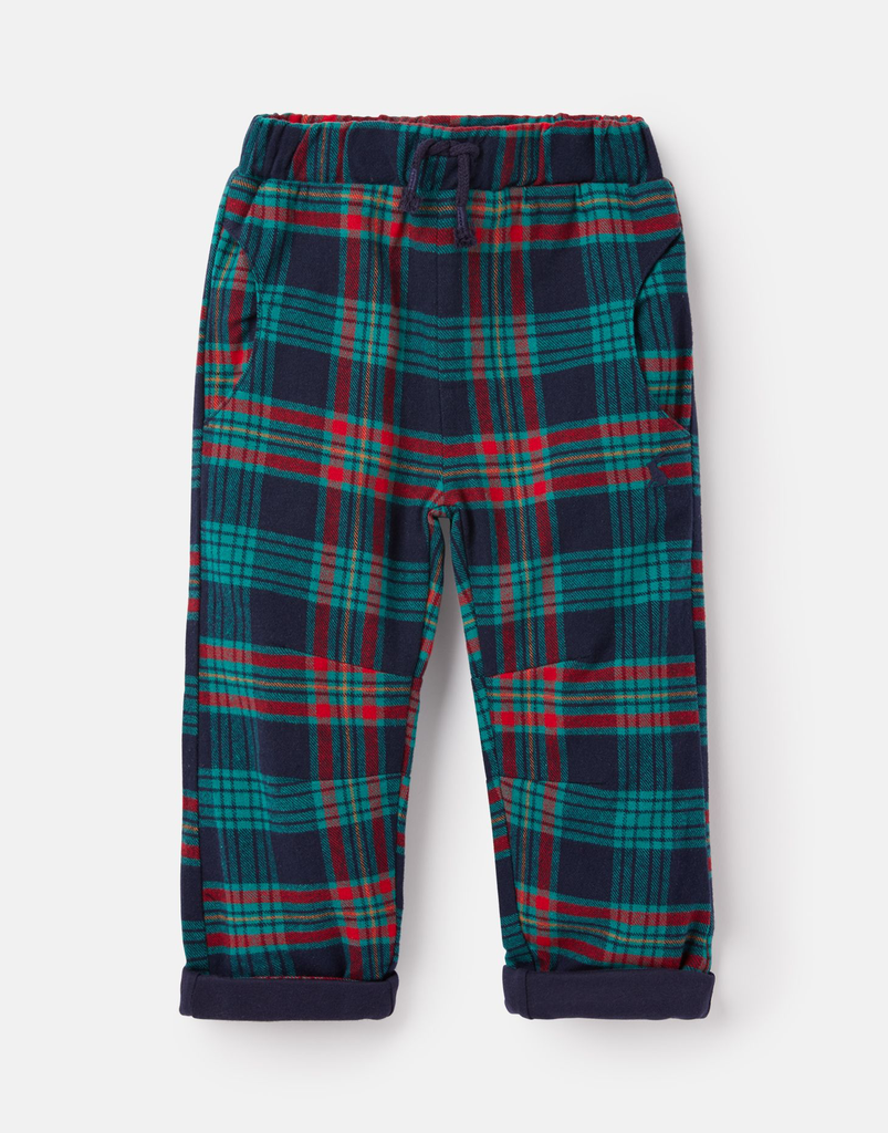 Joules Joules Joe Baby Check Pants