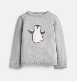 Joules Joules Ivy Penguin Knit Top