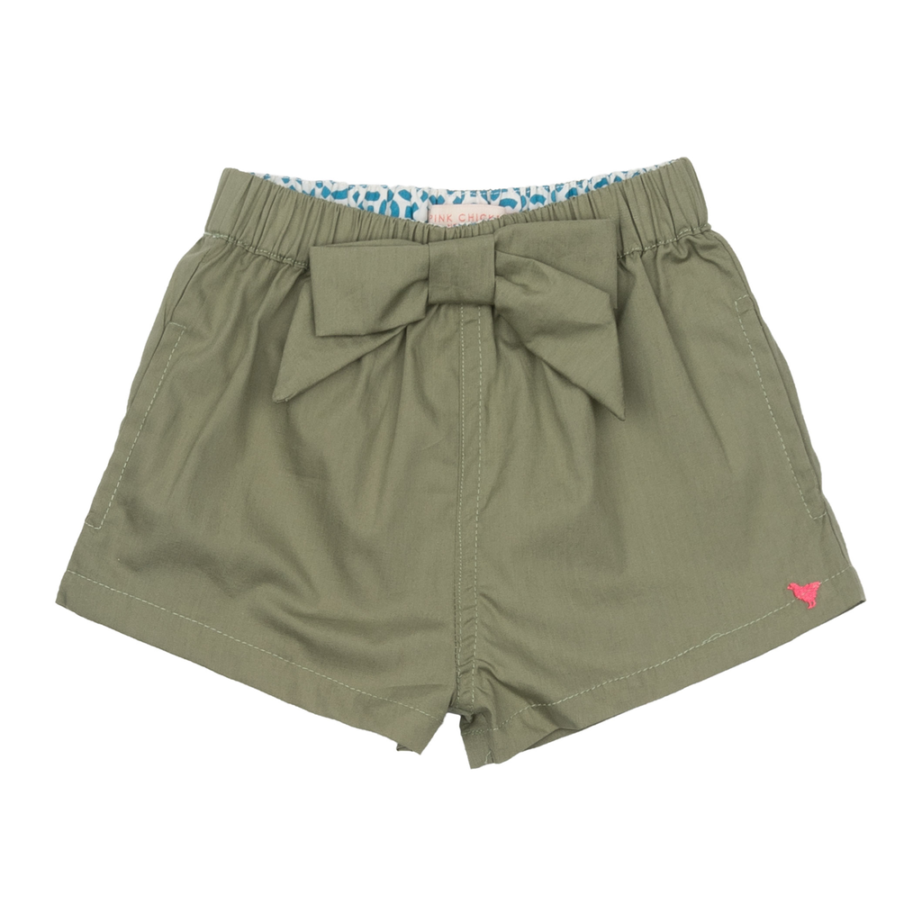 Pink Chicken Pink Chicken Camp Bow Short *more colors*